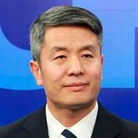 Zhang Jianping y He Yulei
