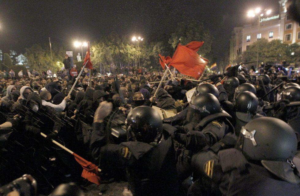 Manifestaciones en Madrid (Alberto Martín | EFE)