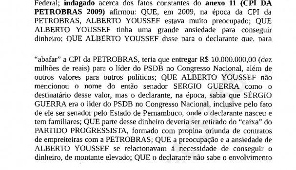 DELAÇÃO SERGIO GUERRA DESTAQUE