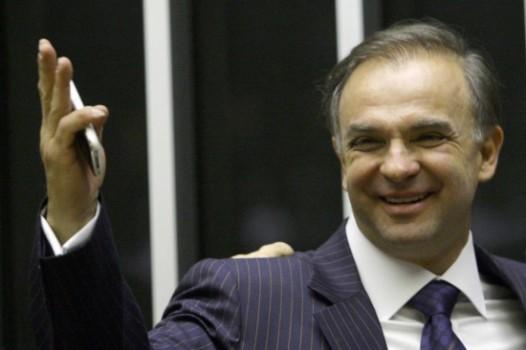 O ex-deputado federal João Pizzolatti, alvo da Lava Jato