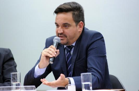 Taiguara Rodrigues dos Santos. Foto: Lucio Bernardo Junior / Câmara dos Deputados