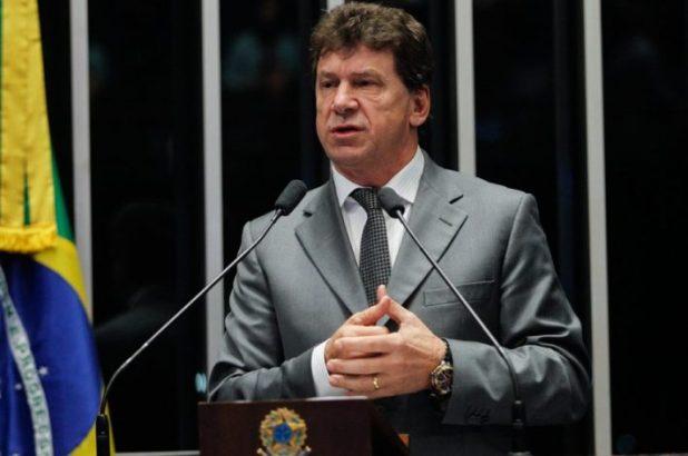 Ivo Cassol. Foto: Beto Barata/Agência Senado