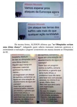 Juiz condena presos em operação que ocorreu na Paraíba pela Lei Antiterror