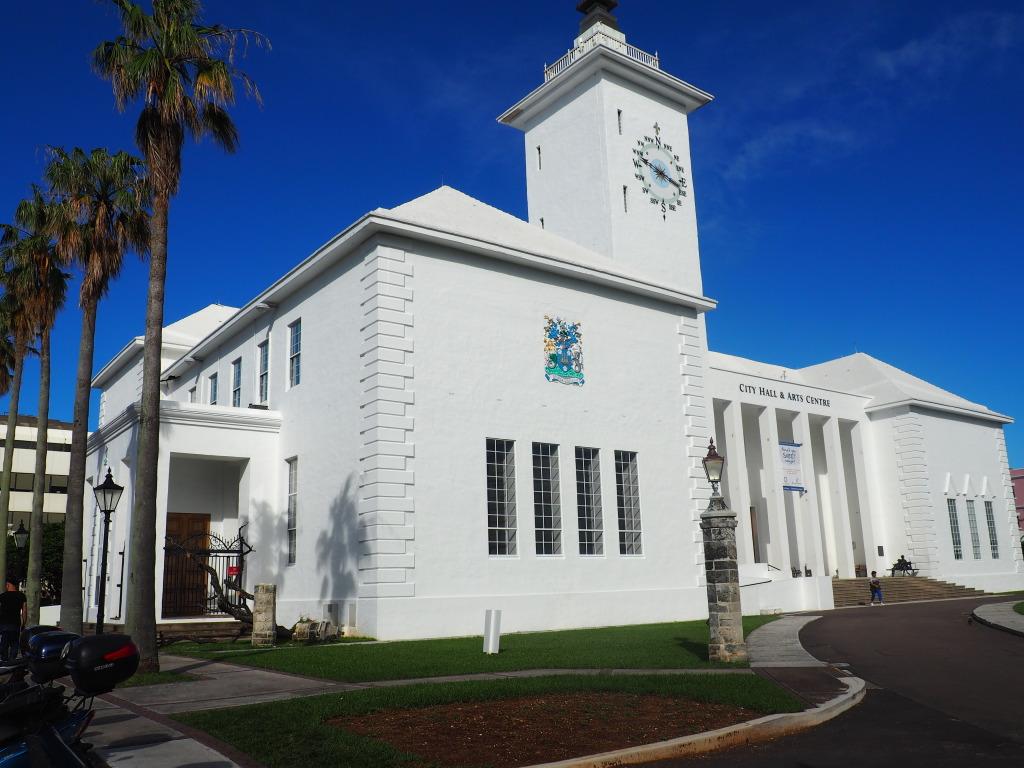 City Hall, Hamilton Bermuda