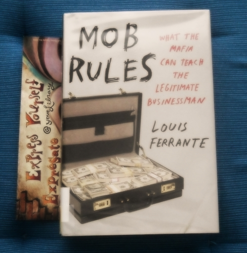 Mob Rules book review