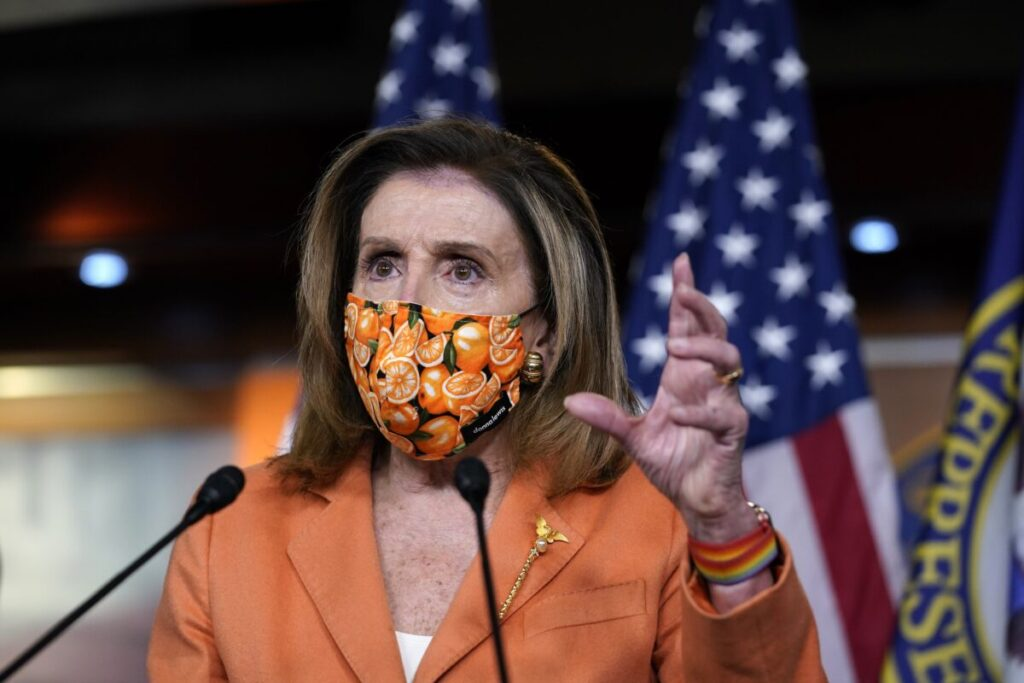 Rep.-Banks-Raps-Speaker-Pelosi-for-Allowing-Members-to-Wear-Partisan-Facemasks-on-House-FloorRep.-Banks-Raps-Speaker-Pelosi-for-Allowing-Members-to-Wear-Partisan-Facemasks-on-House-Floor