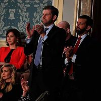 Eric Trump: 'The Best Is Yet to Come'