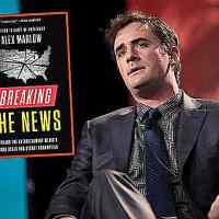 """Breitbart News Editor-in-Chief Alex Marlow previewed some revelations in his forthcoming book,""""Breaking the News."""""""