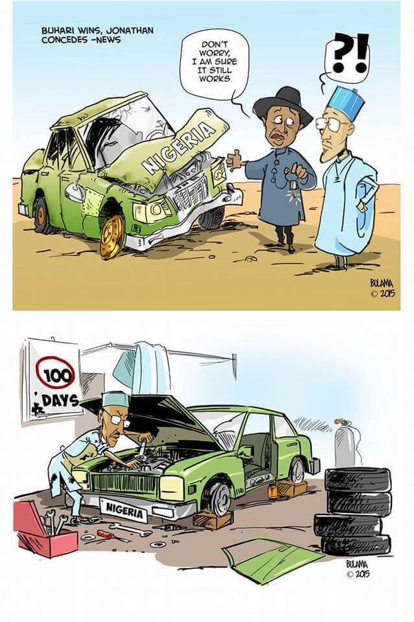 Buhari the Mechanic
