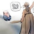 Rudy Giuliani editorial cartoon by Bill Bramhall