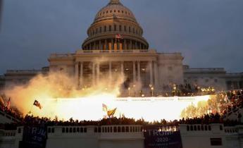 January 6th insurrection riot