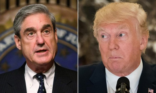 Mueller Subpoenas Trump Accounts At Deutsche Bank: Report