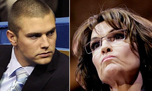 Sarah Palin's Son Arrested After Beating, Pointing Gun At ...