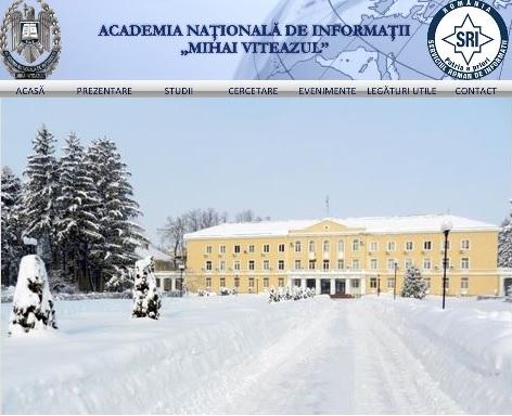 Academia Nationala de Informatii