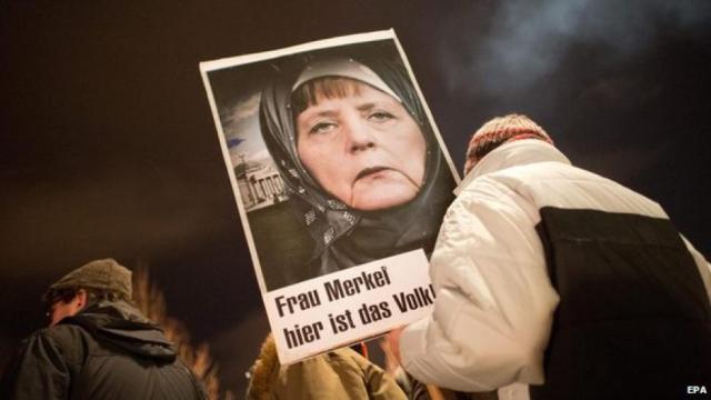 Refugiati Merkel