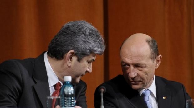 Gabriel Oprea Traian Basescu