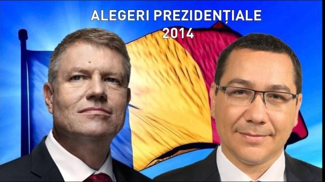 Ponta vs Iohannis