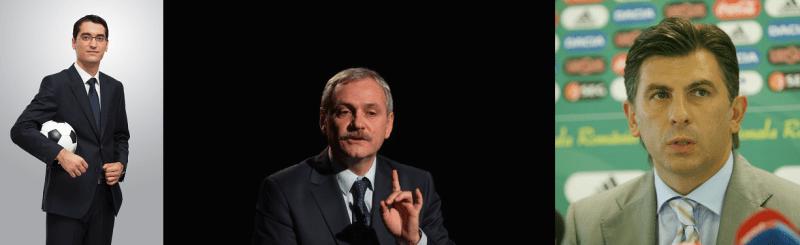 Sigur Dragnea l-a sustinut pe Lupescu? Alegeri FRF 2018