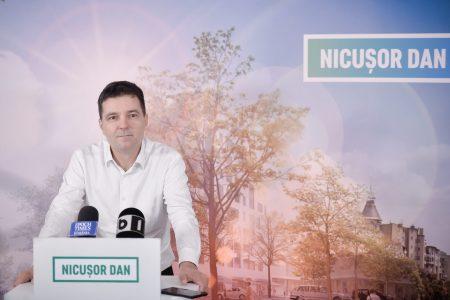 Nicusor Dan candidat PNL la Primaria Capitalei