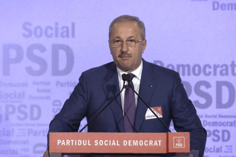 Vasile Dancu – viitorul presedinte al Romaniei?