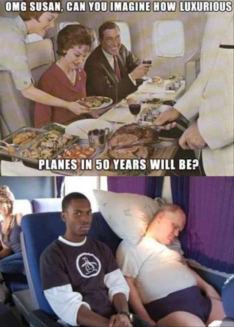 planes-in-50-years-luxurious man sleeping underwear