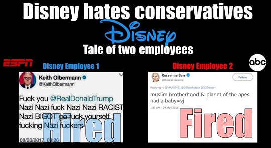 disney-hates-conservatives-olbermann-vs-roseanne