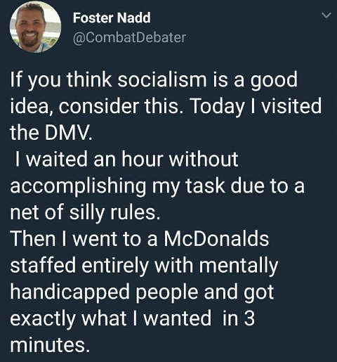 socialism-comparing-government-dmv-to-disabled-mcdonalds
