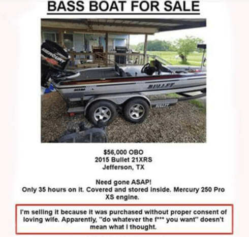 boat-for-sale-wife-miscommunication