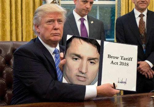brow-tariff-act-2018-trump-justin-trudeau