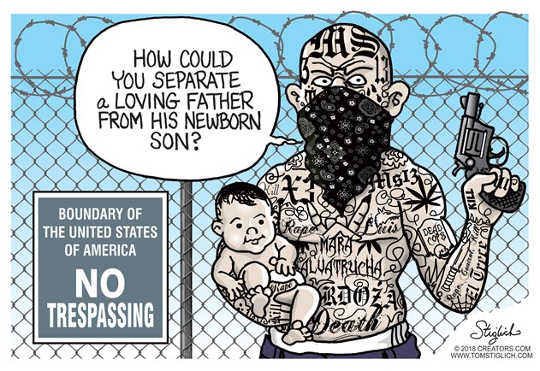 how-could-you-separate-loving-father-from-child-ms-13-fence