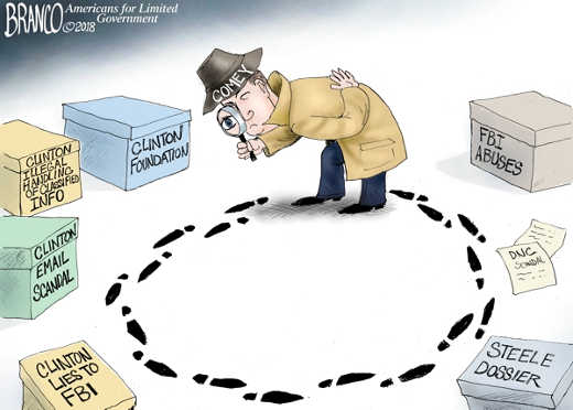 james-comey-inspector-missing-fbi-abuses-clinton-scandals
