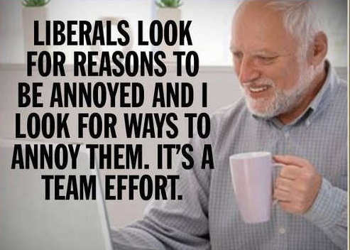 liberals-look-for-reason-to-be-annoyed-and-i-look-for-reasons-to-annoy-them