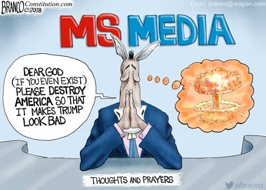 mainstream-media-dear-god-destroy-america-to-make-trump-look-bad