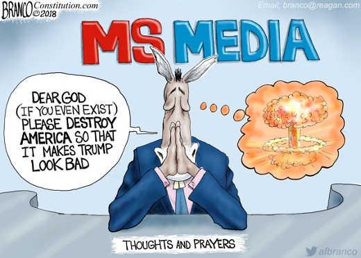 mainstream-media-dear-god-destroy-america-to-make-trump-look-bad