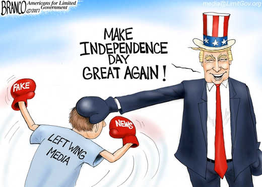 make-independence-day-4th-great-again-trump-fake-news