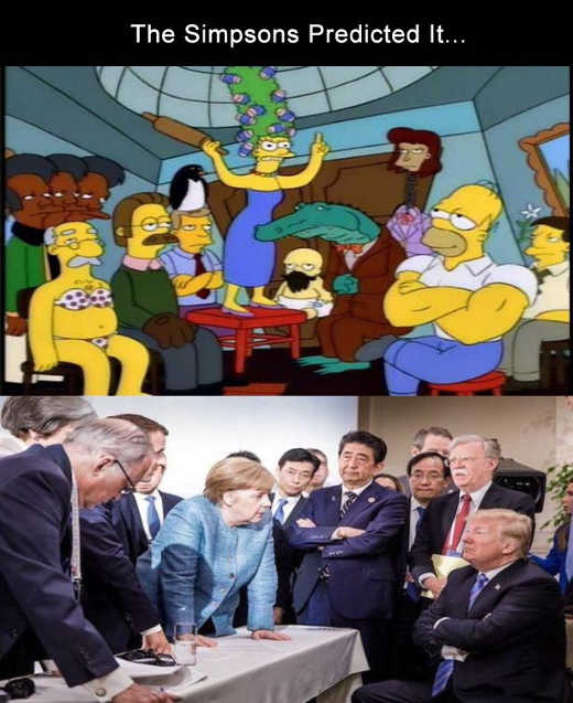 simpsons-predicted-it-trump-g7-meeting