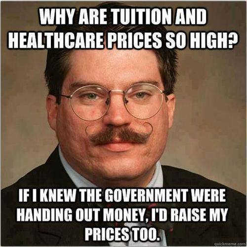 tuition-government-handing-out-money