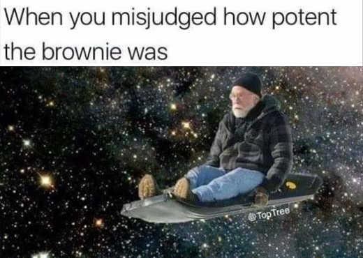 when-you-misjudged-potency-of-brownie-meme