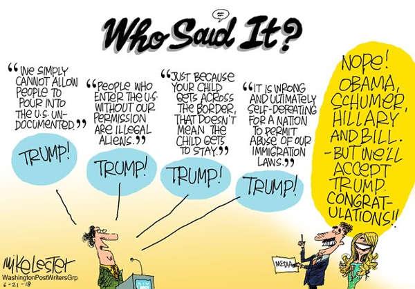 who-said-it-immigration-clinton-obama-trump-schumer