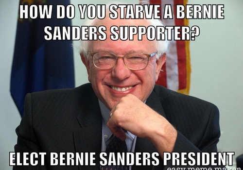 how-do-you-starve-bernie-sanders-supporter-make-him-president