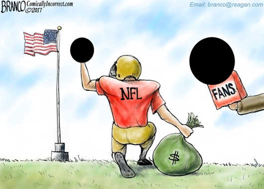 nfl-flag-protest-flipping-bird-collecting-cash