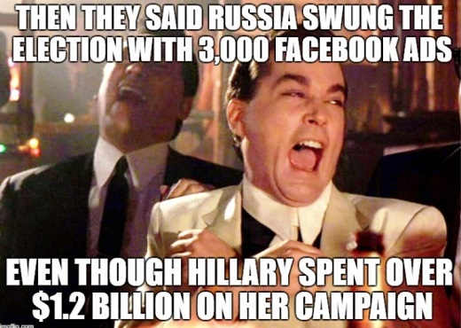 said-russia-swayed-election-even-though-hillary-spent-1.2-billion