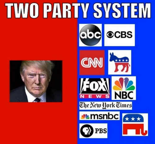 trump-mainstream-media-two-party-system