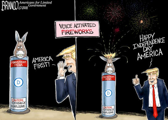 voice-activated-fireworks-trump-mainstream-media-america-first