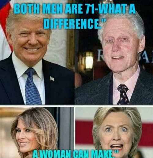 donald-trump-bill-clinton-what-difference-soman-can-make-hillary-melania