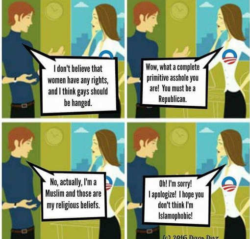 dont-believe-in-womans-rights-gays-should-be-hanged-oh-youre-muslim-sorry-thats-ok