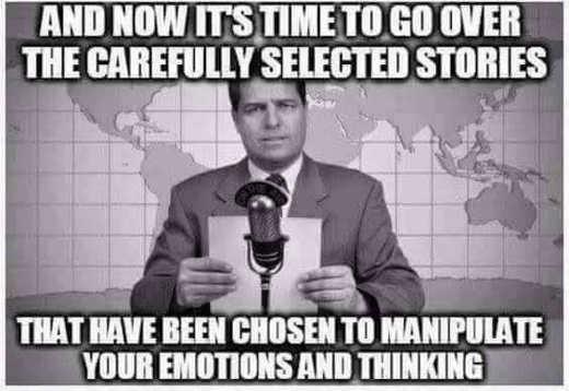 Mainstream Media Meme Gallery - Politically Incorrect Humor
