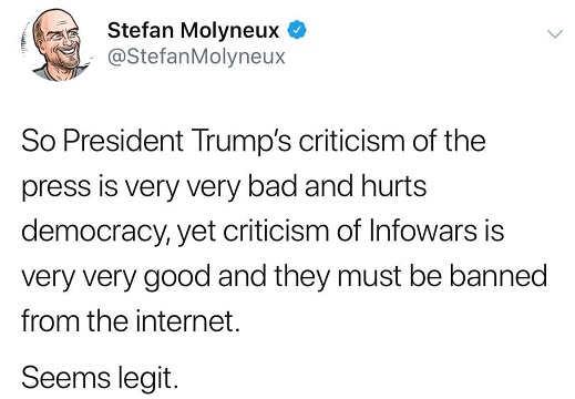 so-trumps-criticism-of-press-bad-hurts-democracy-but-banning-infowars-good