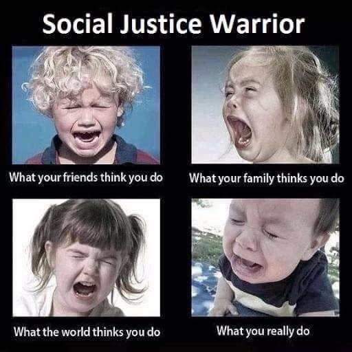 social-justice-warrior-what-your-friends-family-you-really-do