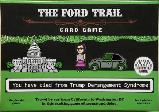 christine-ford-trail-game-trump-derangement-syndrome-game-accuse-and-delay